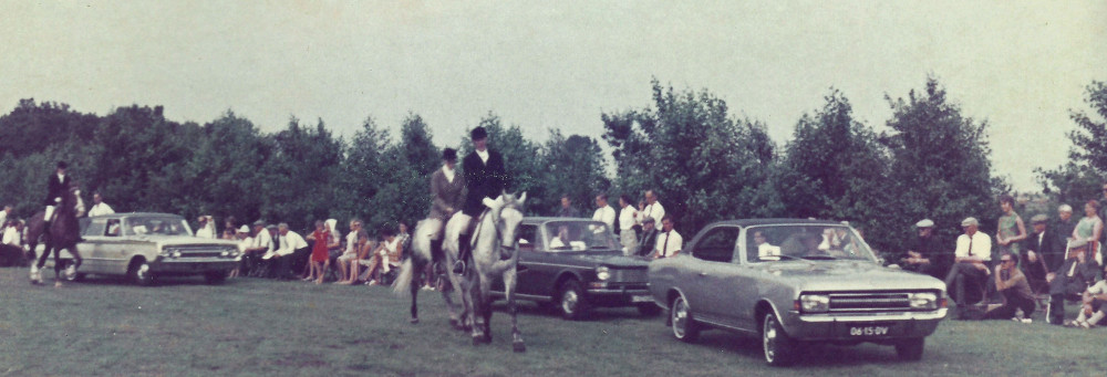 1967 Borger Oostermoer concours delegance 1